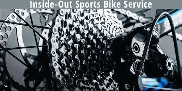 IOS Bike Service